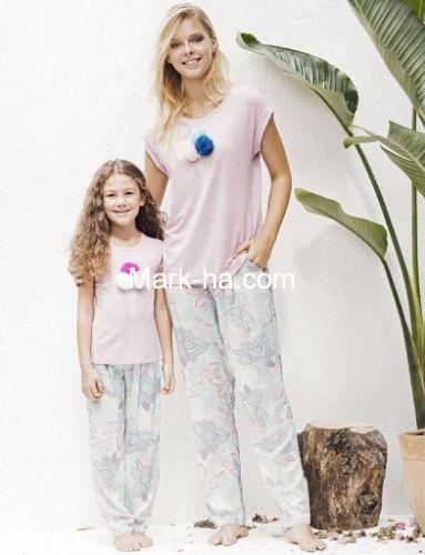 Catherine's 1233 Kız Çocuk Pijama Takım