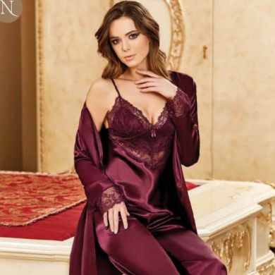 Picture for category Satin Pajamas