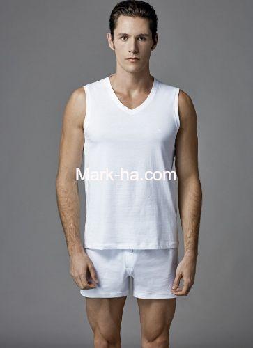 Eros, ers, 031, erkek, v, yaka, 2'li, kolsuz, tişört