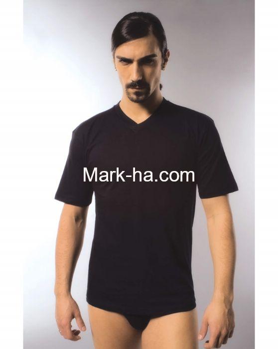 Marco Barrera 741 V Yaka Tişört
