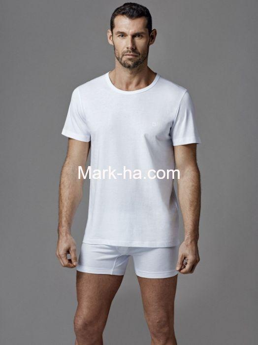 Dagi D1160 Erkek O Yaka 2'li Kısa Kol Tişört