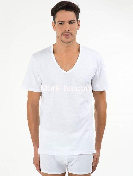 Kom Enrico Erkek 2'li Tişört