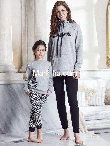 Penye Mood 8253 Çocuk Pijama Takım