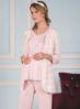 Pierre Cardin 3010 Hamile ve Lohusa Pijama Takım