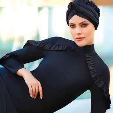 صورة للفئة ملابس سباحة للمحجبات