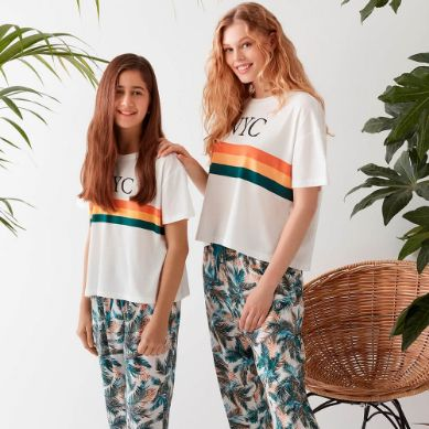 Picture for category Mother-Daughter Pajamas
