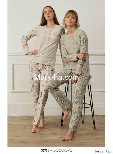 Klasik Pijama Takımı