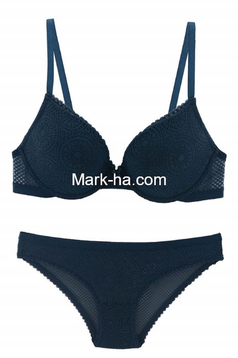 Pierre Cardin Lyon Double Push Up Sütyen Takım 4786