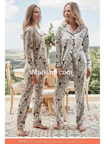 Bone Club Pijama Takım 5115