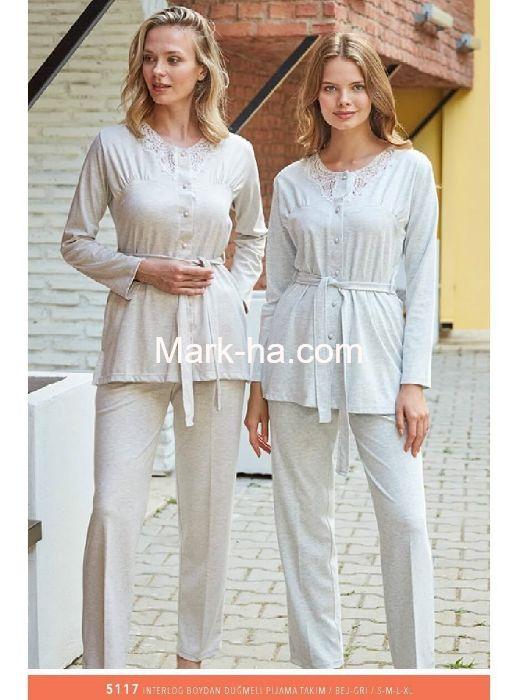 Bone Club Pijama Takım 5117