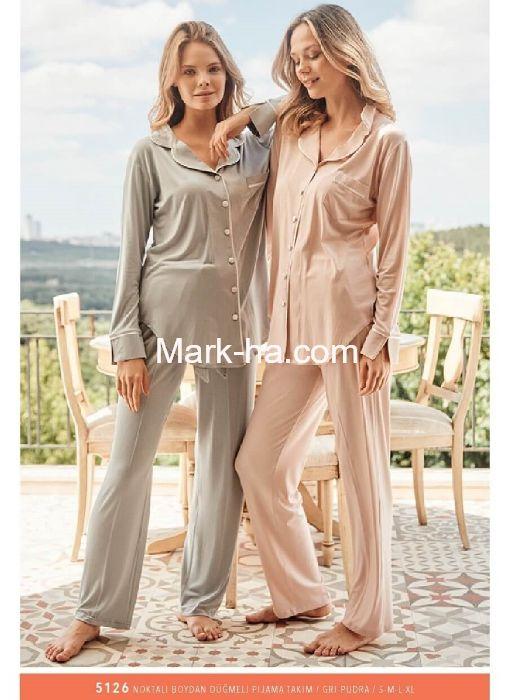 Bone Club Pijama Takım 5126