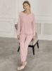 Perin Lohusa Üçlü Pijama Takım 309