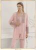 Perin Lohusa Üçlü Pijama Takım 313