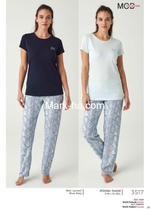 Mod Collection Pijama Takım 3517