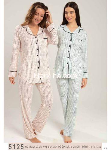 Bone Club Pijama Takım 5125