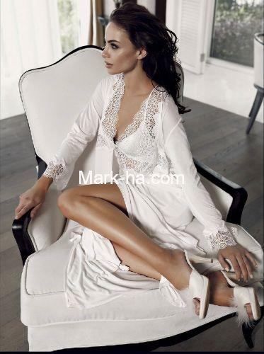 6 Pcs Cotton Nightgown Set Perin 130