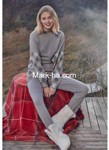 Feyza Pijama Takımı 4202