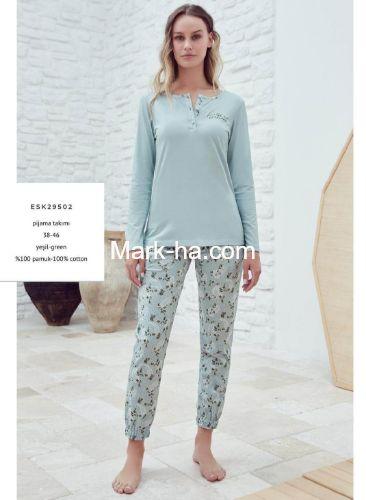 Eros Pijama Takımı ESK29502