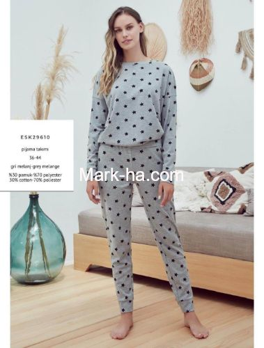 Eros Pijama Takımı ESK29610-2