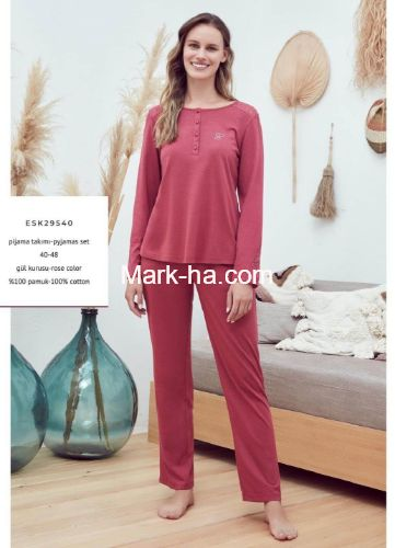 Eros Pijama Takımı ESK29540