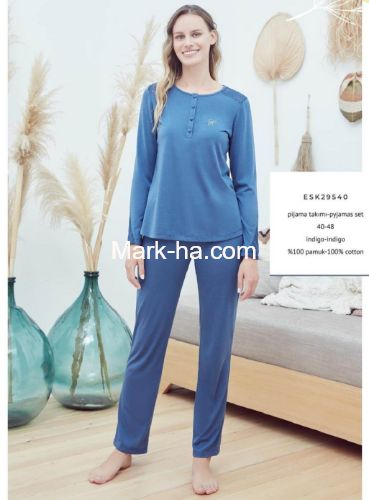 Eros Pijama Takımı ESK29540-2