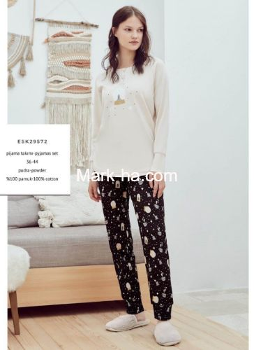 Eros Pijama Takımı ESK29572
