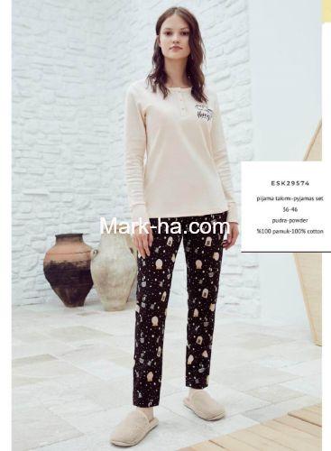 Eros Pijama Takımı ESK29574