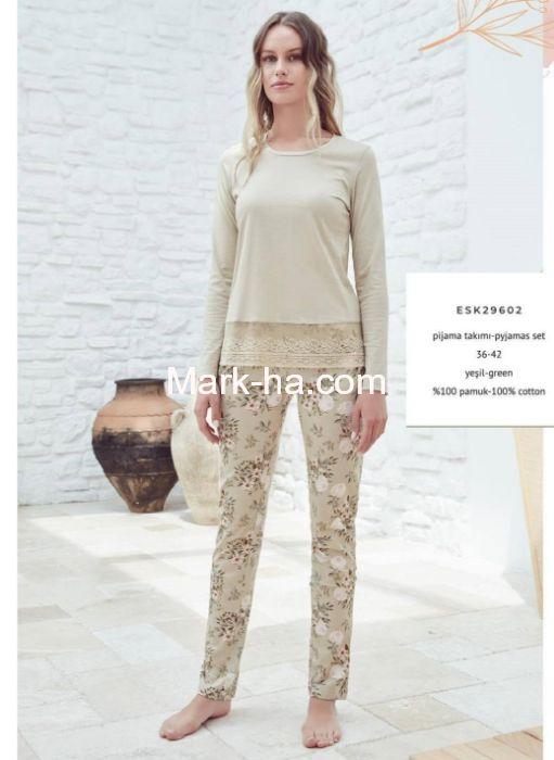 Eros Pijama Takımı ESK29602