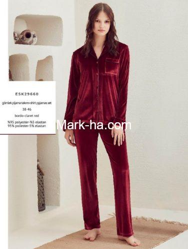 Eros Pijama Takımı ESK29660
