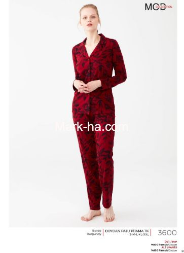 Mod Collection Pijama Takımı 3600