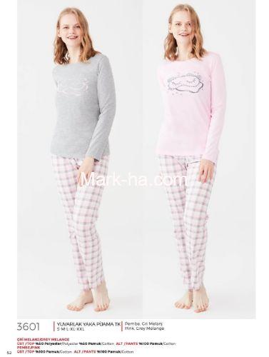 Mod Collection Pijama Takımı 3601