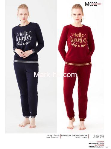 Mod Collection Pijama Takımı 3609