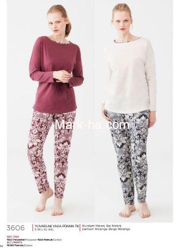 Mod Collection Pijama Takımı 3606