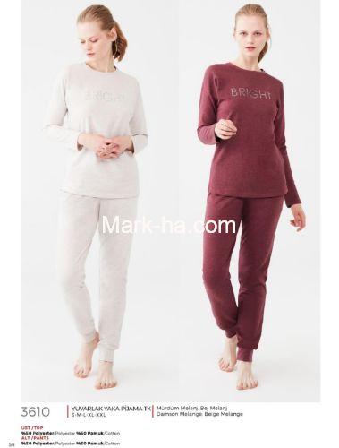 Mod Collection Pijama Takımı 3610