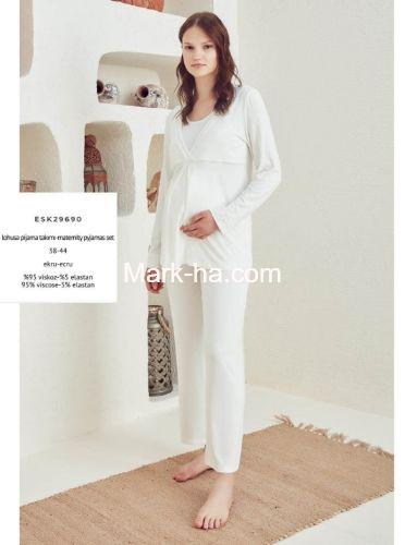 Eros Hamile ve Lohusa Pijama Takımı ESK29690