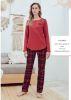 Eros Kız Çocuk Pijama Takım ESC29623