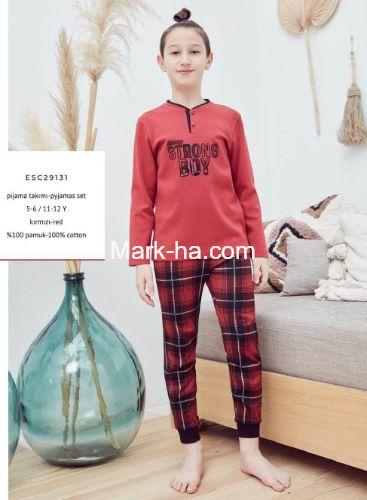 Eros Erkek Çocuk Pijama Takım ESC29131