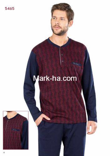 Pierre Cardin Erkek Pijama Takımı 5465-2