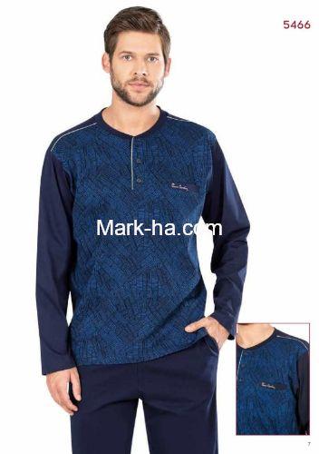 Pierre Cardin Erkek Pijama Takımı 5466-2