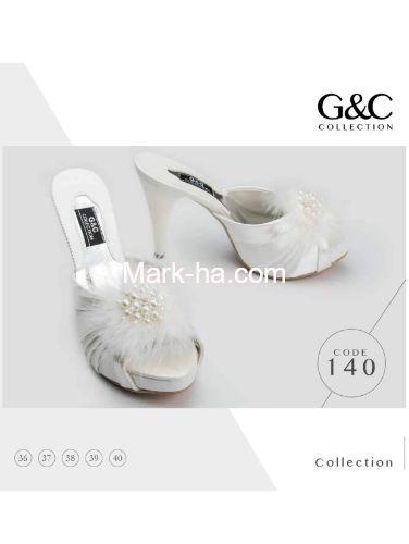 G&C 140 Kadın Çeyiz Terliği- Kadın