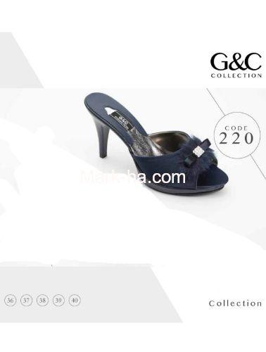 G&C 220 Çeyiz Terliği - Kadın