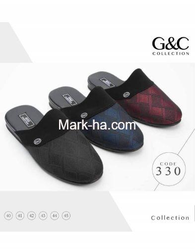Erkek Çeyiz Terliği G&C 330