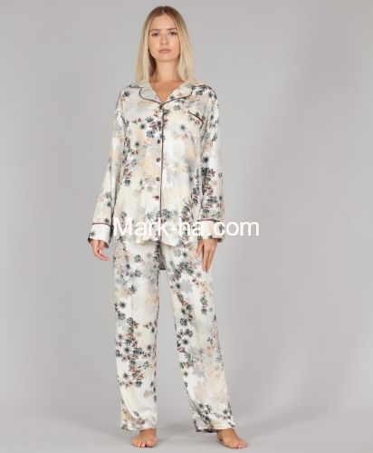 Bone Club Pijama Takım 5331