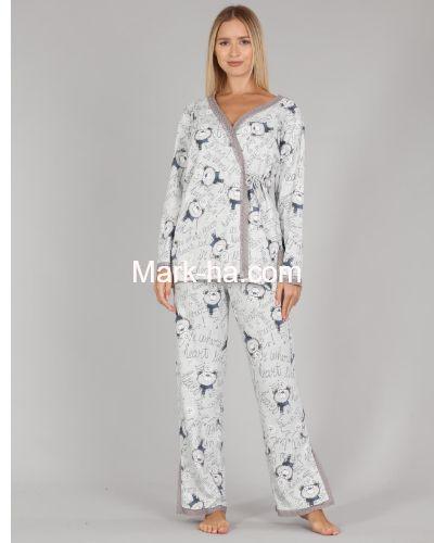 Bone Club Pijama Takım 5336