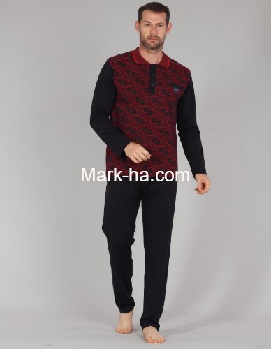 Bone Club Erkek Pijama Takımı 5391-3