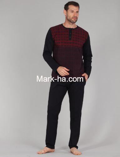 Bone Club Erkek Pijama Takımı 5392-2