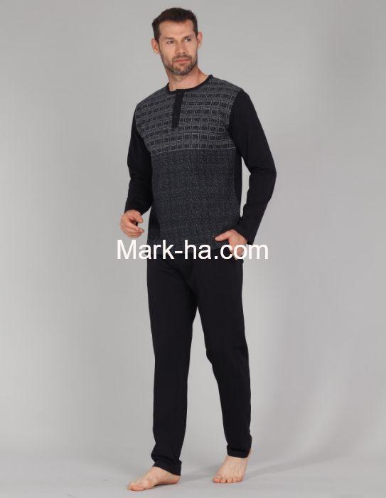 Bone Club Erkek Pijama Takımı 5392-3