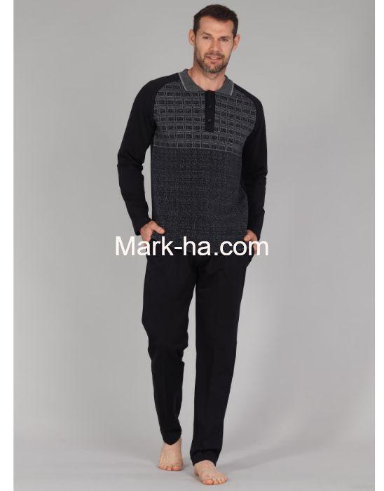 Bone Club Erkek Pijama Takımı 5393-2