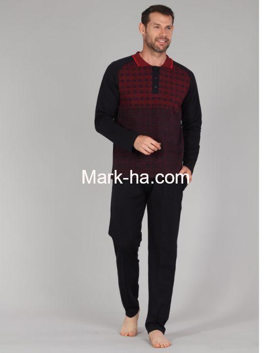 Bone Club Erkek Pijama Takımı 5393-3