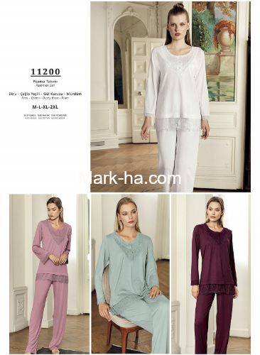 Artış Pijama Takım 11200